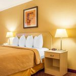 Quality Inn & Suites Lake Havasu King Suite