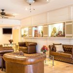 Quality Inn & Suites Lake Havasu Lobby
